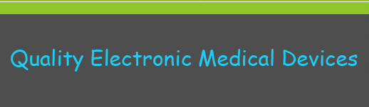 Quality Electronic Medical Equipments